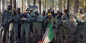 paintball near Pangbourne, RG8