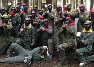 paintball Pangbourne RG8